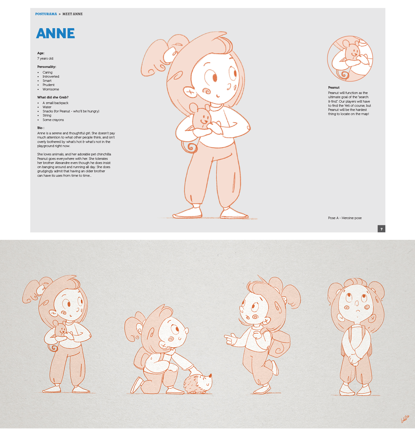 art direction  character illustration Digital Art  ILLUSTRATION  Illustrator limited palette project development Search & find vector children's illustration