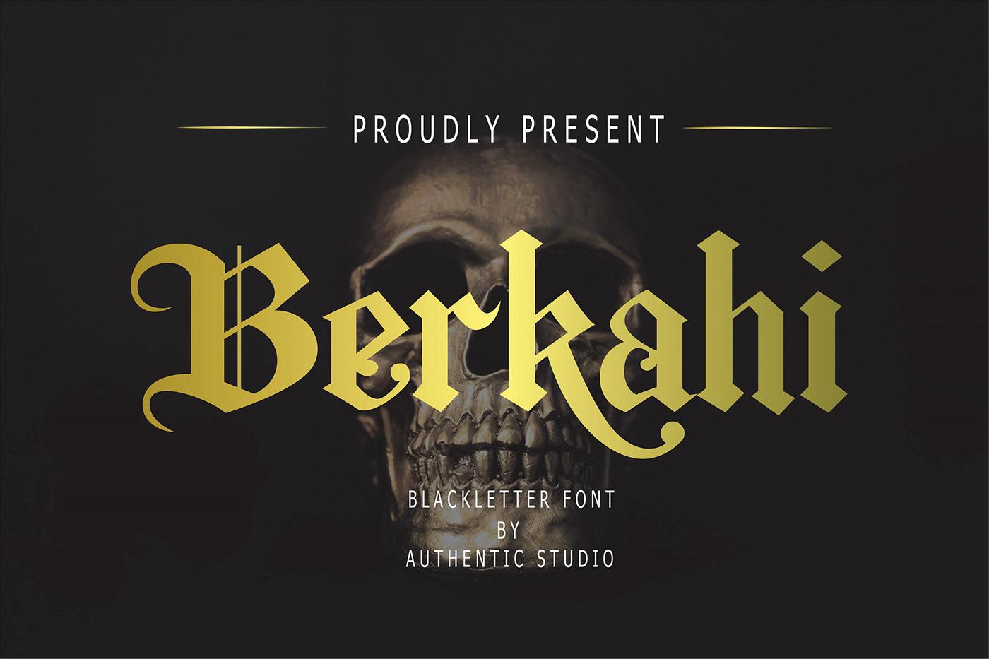 BLACKLETTERFONT branding  bundle CalligraphyFont fontbundle gothicfont logo tattofont
