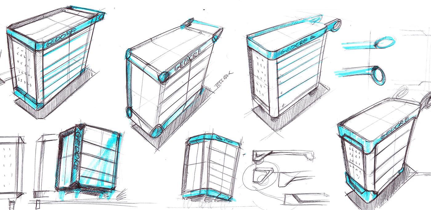 ENTWURFREICH design innovation services industrial design  User Experience Design storytelling   Service design ux brand