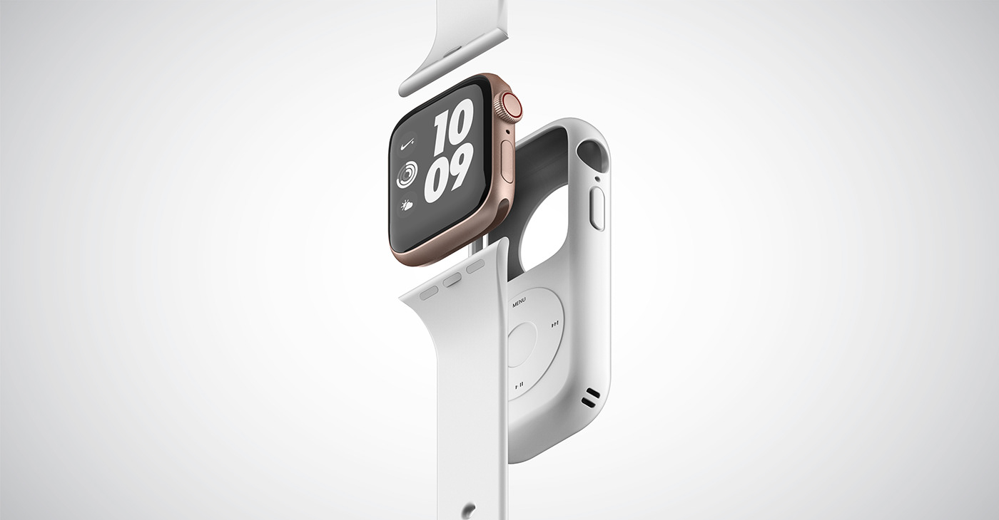 Pod Case | Apple Watch Series 4