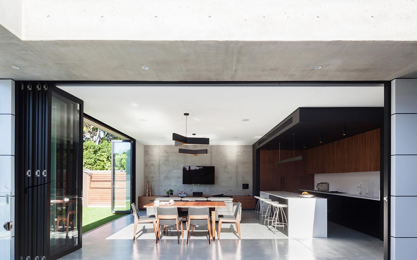 architecture design interior design  concrete concept conceptual luxury lifestyle sophisticated Brutalism