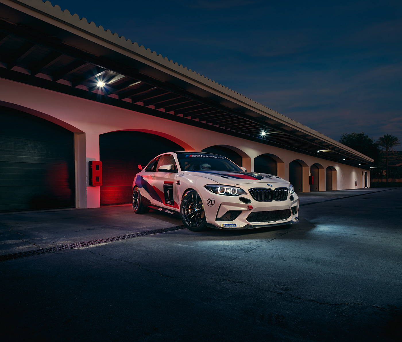 BMW M2 CS And M2 CS Racing Campaign For BMW And Havas. On