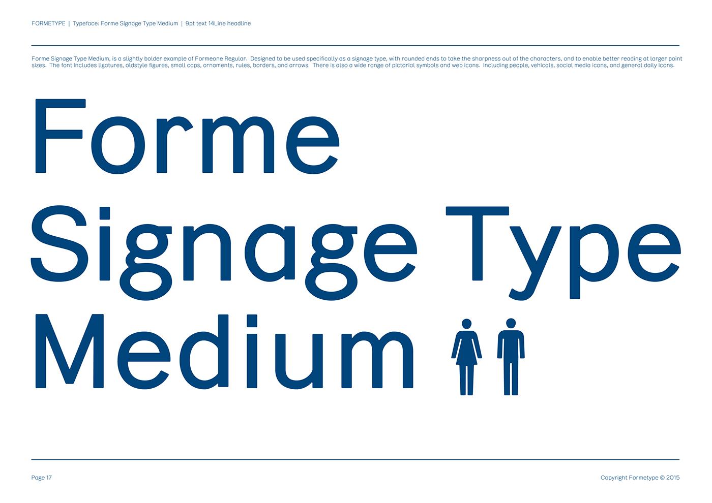 Signage type on behance biocorpaavc