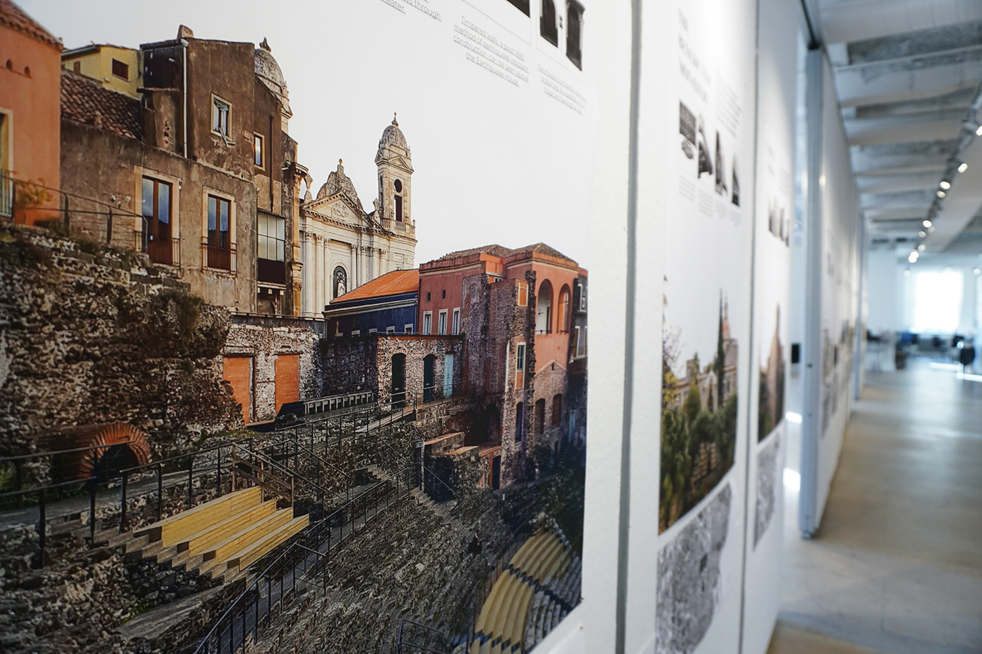 art of memory Travel Fellowship urban memory preservation history Drawing  Italy architecture heritage culture