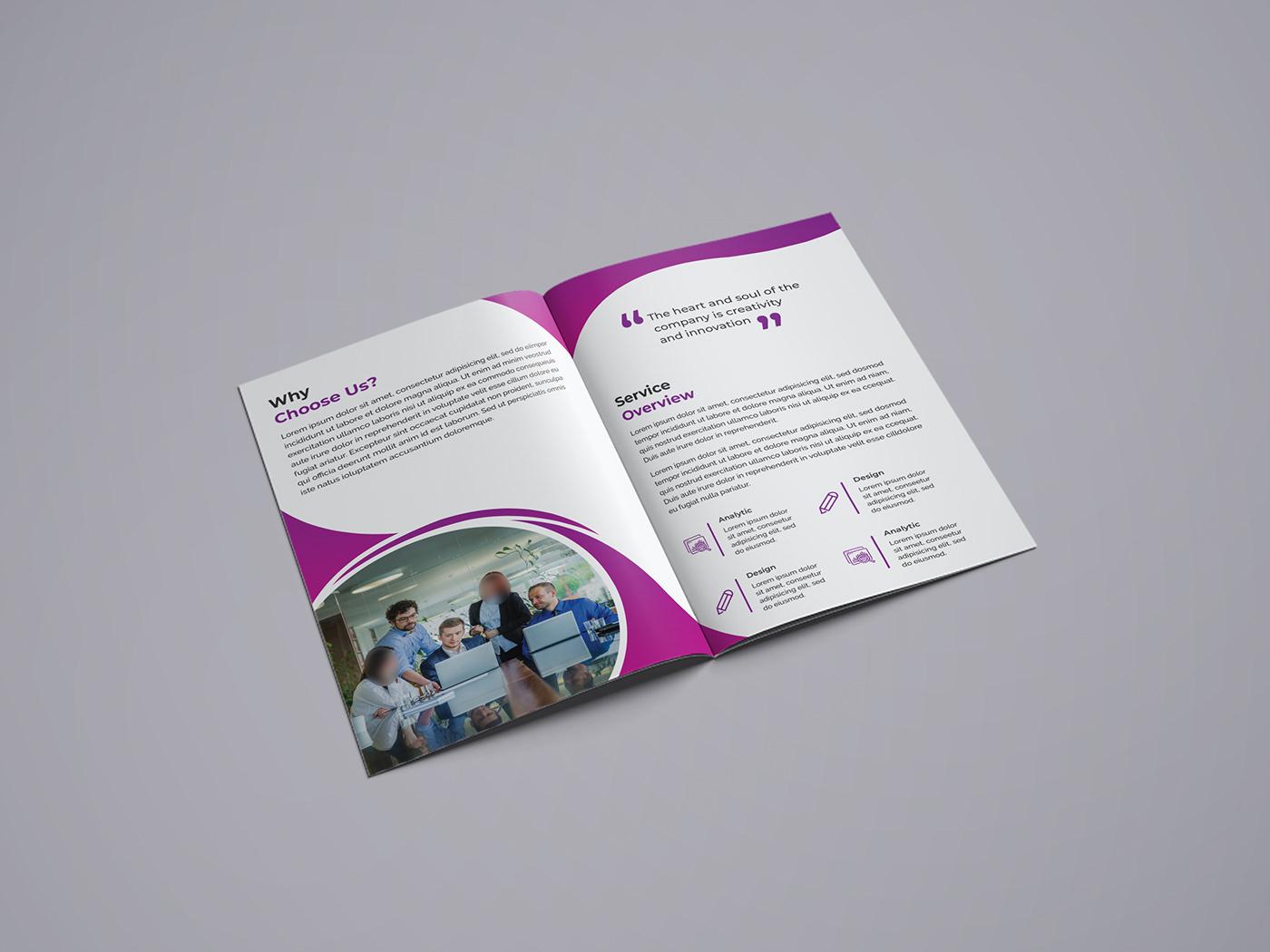 brochure brochure design bifold brochure trifold brochure business flyer Flyer Design company profile jahid Jahid Khandaker