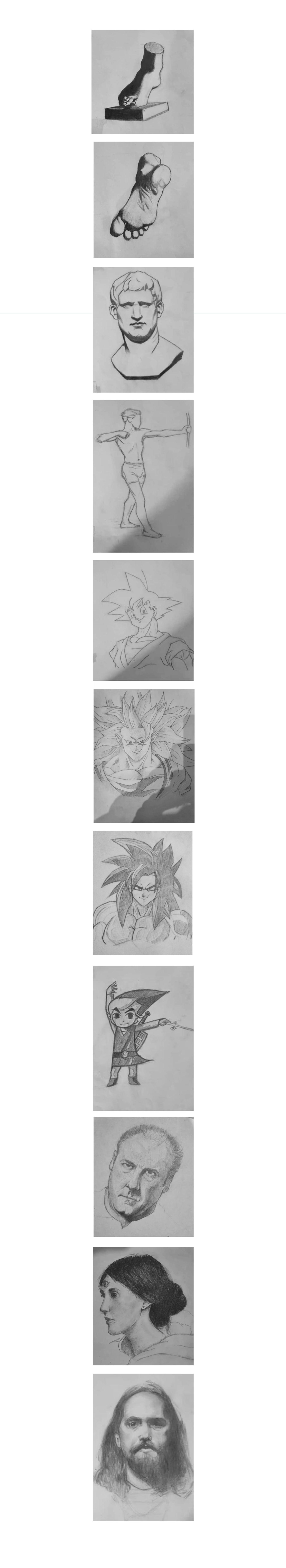 design,draw,ILLUSTRATION ,pencil,portrait