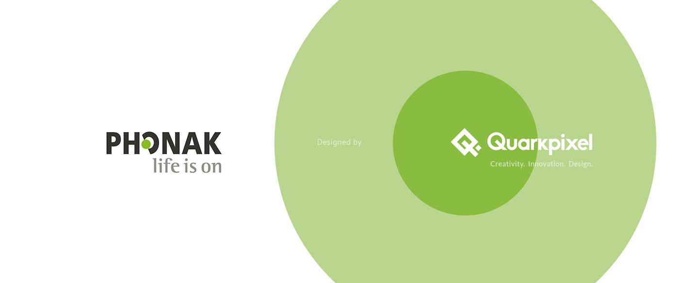 company website template corporate website Global website Hearing Aids Web Design  Website