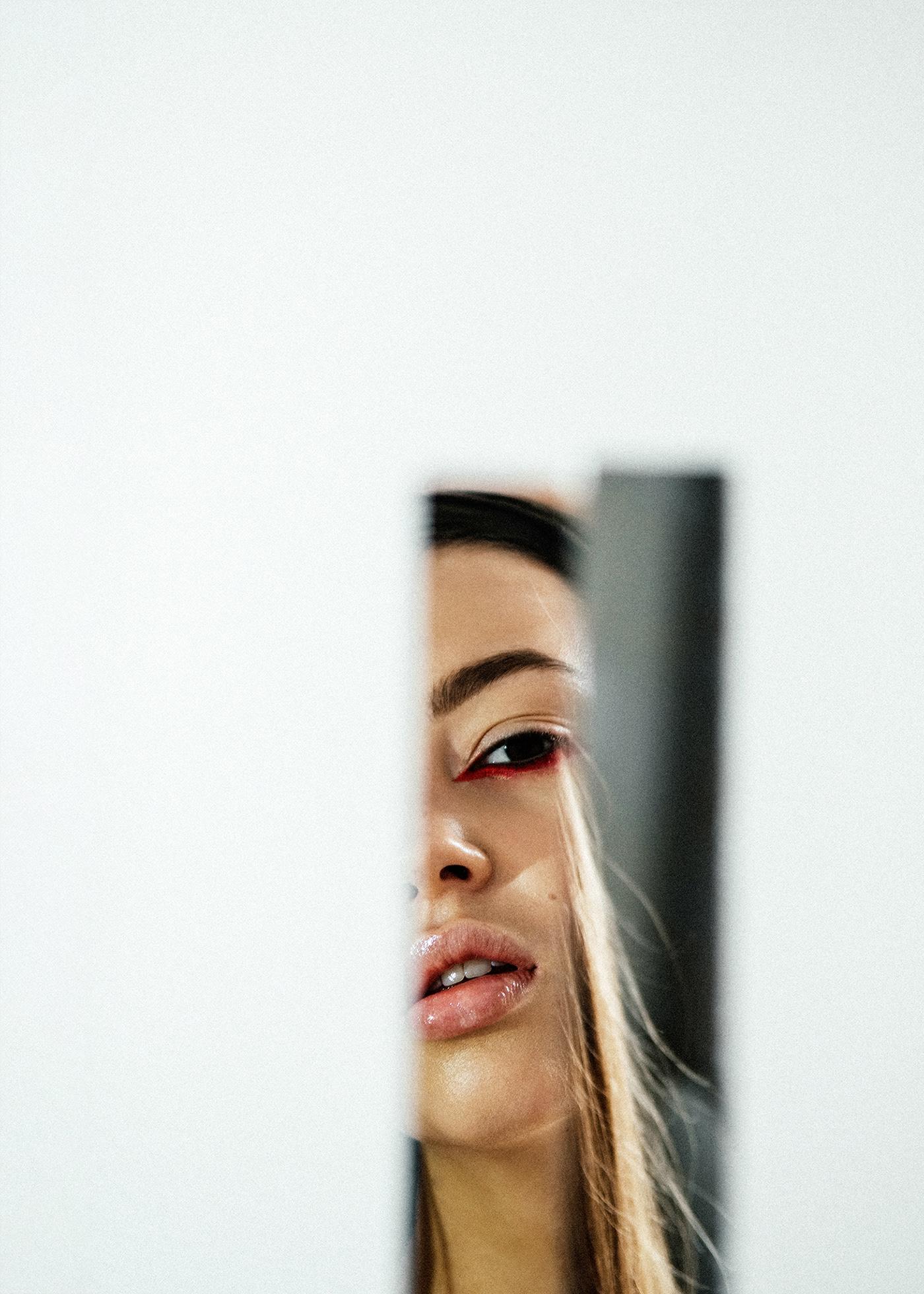 portrait portrait photography diamonds makeup video