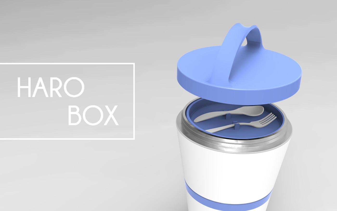 精細的23款餐具盒設計欣賞