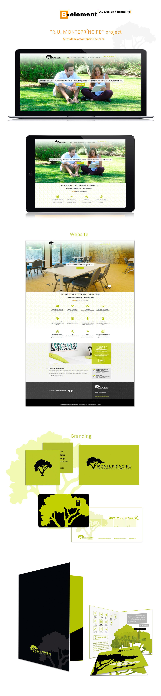 Web Design  branding  graphic desing Identidad Corporativa Diseño web diseño gráfico