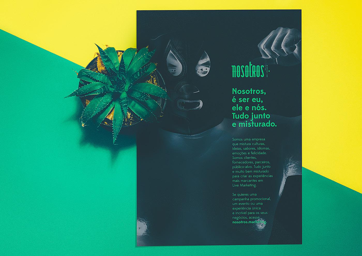 nosotros Latin Brazilian Brasil Brazil spanish book moleskine logo lettering play wallpaper download brasilia