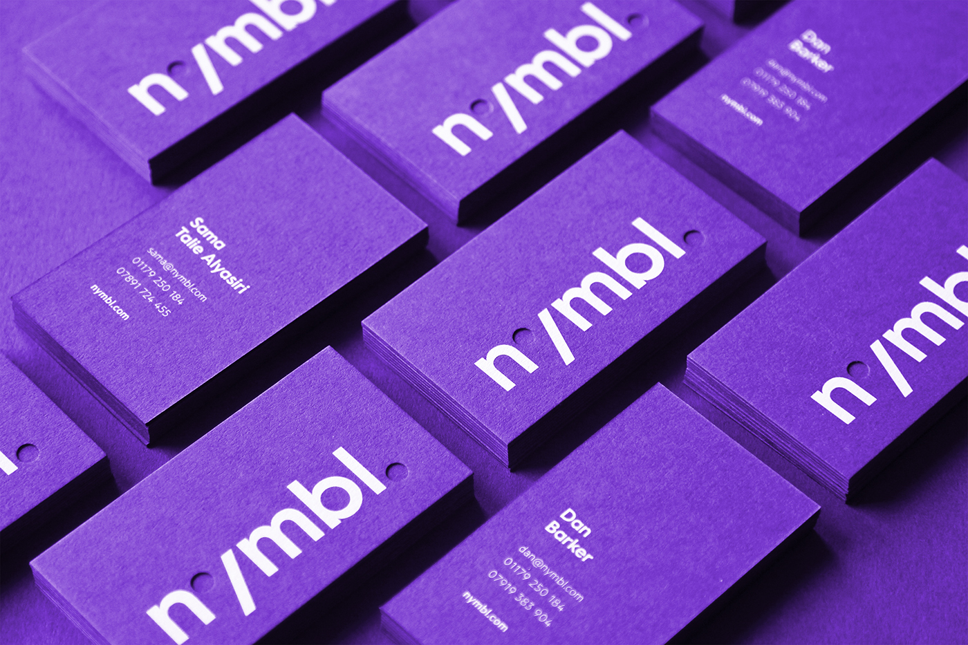19 clever business card designs easyprint blog behance david robinsonbig fan nymbl colourmoves