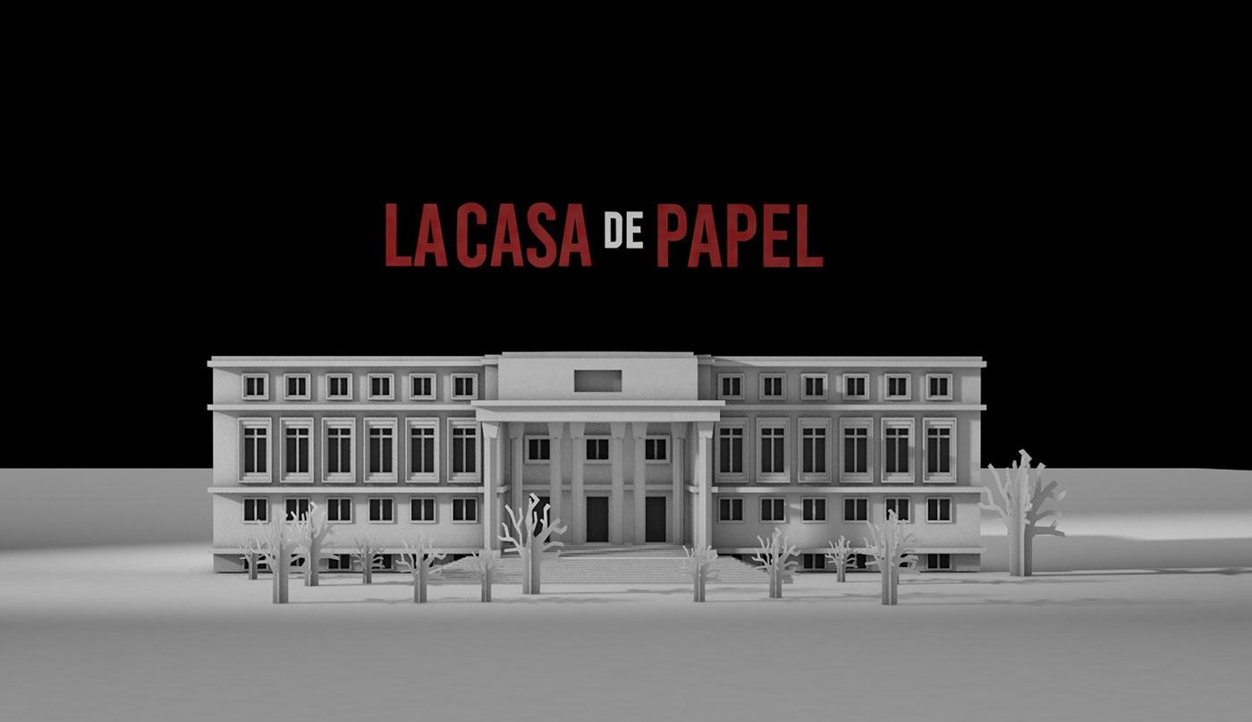 La Casa Del Papel