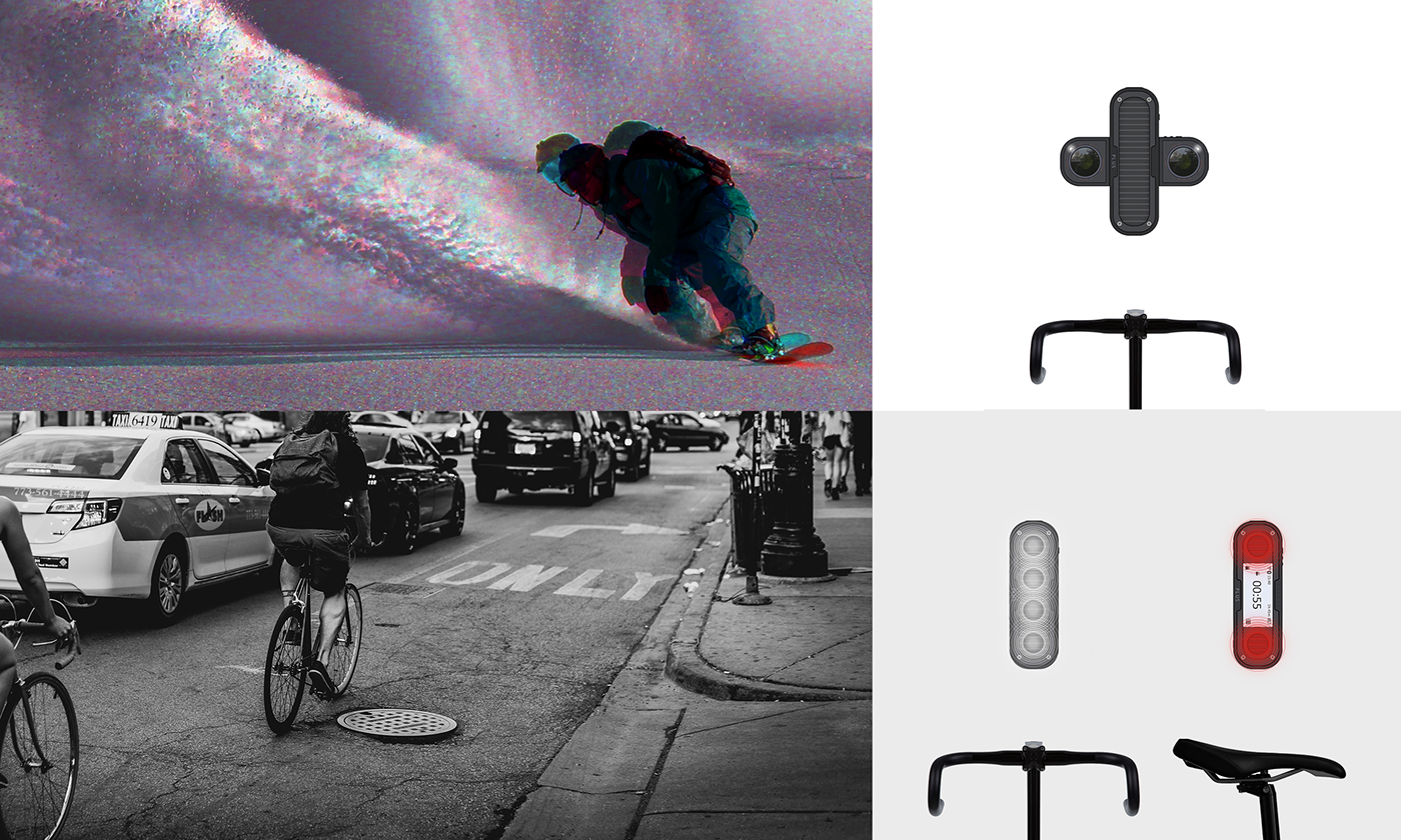 plus,action camera,3d camera,Bicycle,lighting,front lighting,Rear LIghting,Mount System,3d contents,jeongdae kim