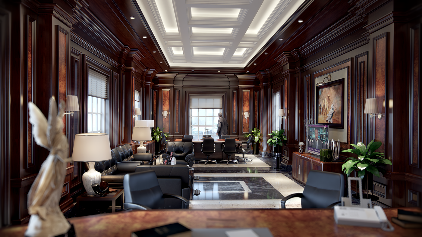 Pics luxury office Executive Luxury Office Design Hope You Like It Behance Luxury Office Interior Design On Behance