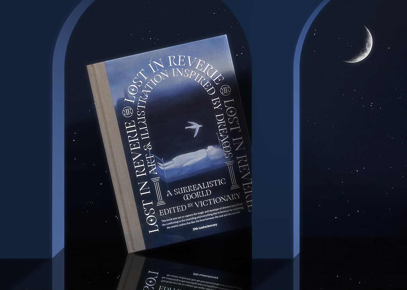 art book design Day Daydream dream dreamscape ILLUSTRATION  night nightmare surreal