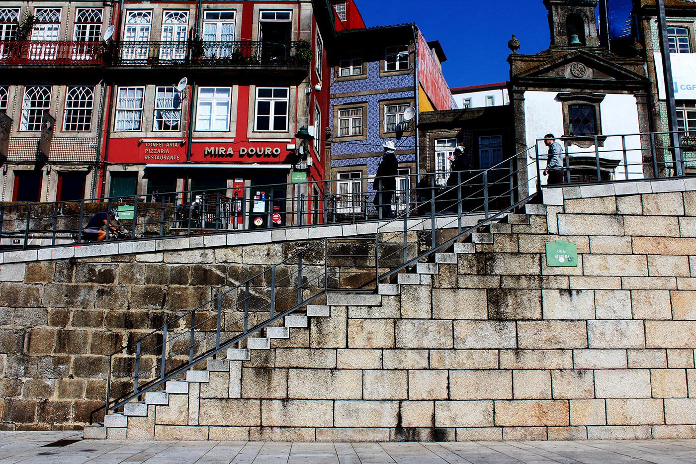 porto Portugal Douro ribeira