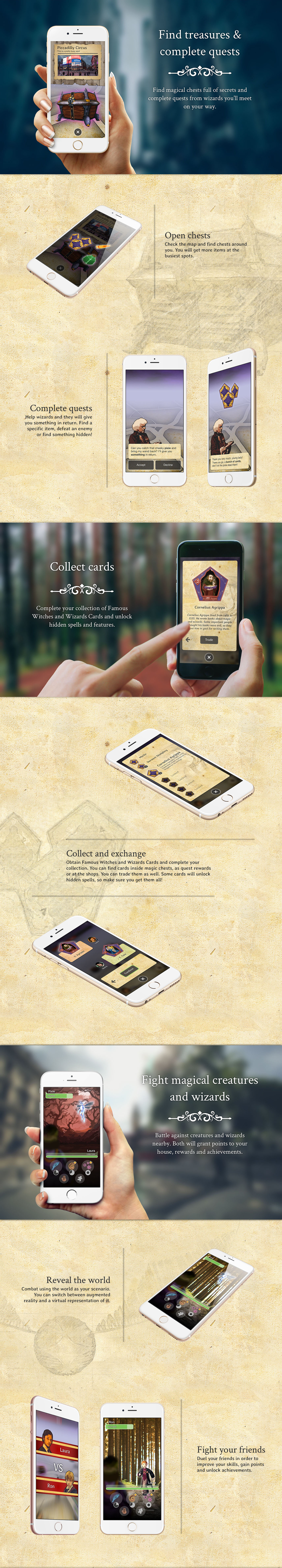 harry potter harry potter pokemon go Pokemon go augmented reality augmented reality redesign