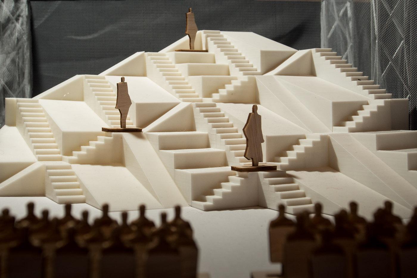 stalker set design maze concept