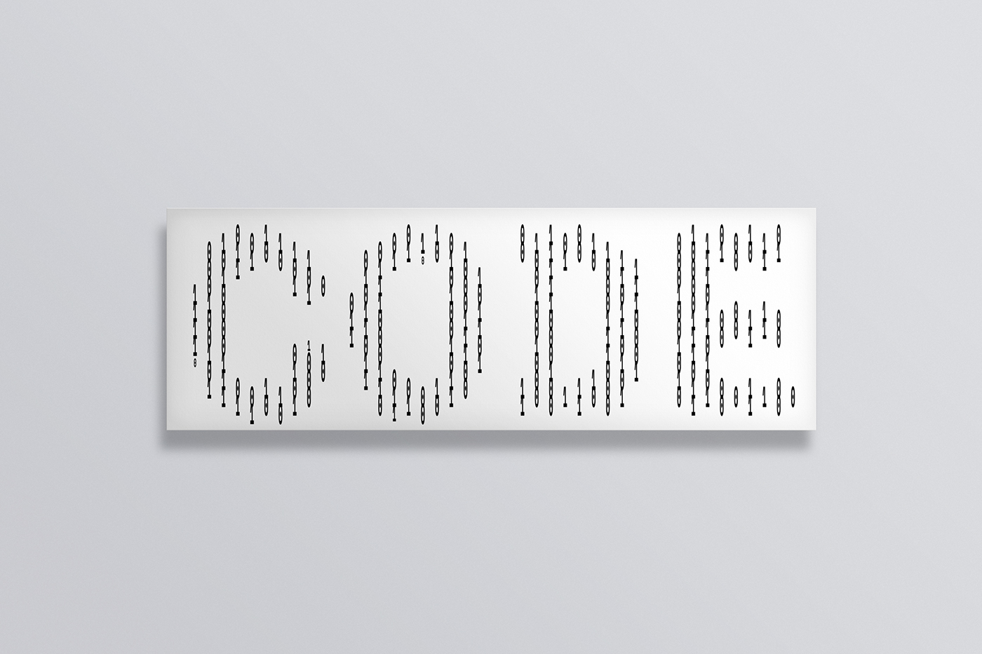 typography   experimental coding graphic design  poster type design