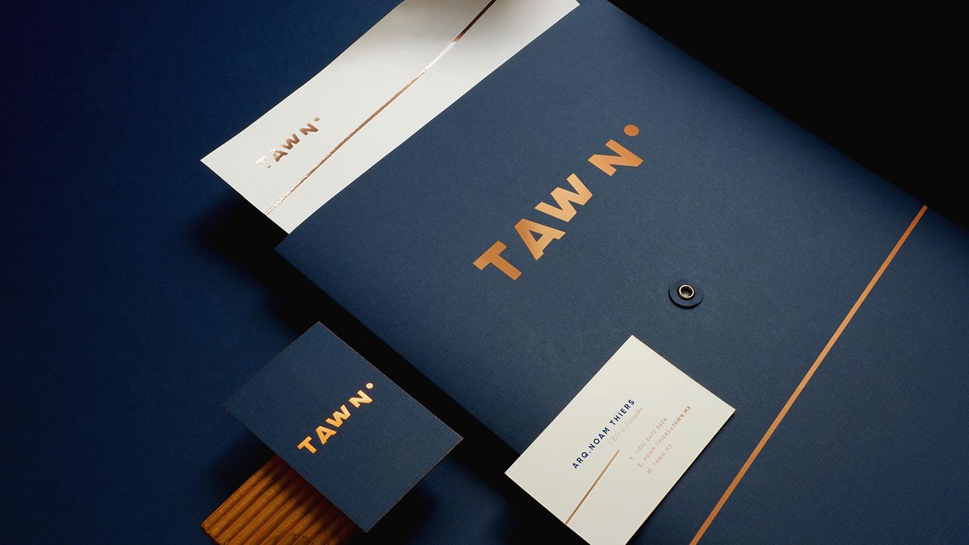 Tawn. Branding by Cherry Bomb Creative Co.
