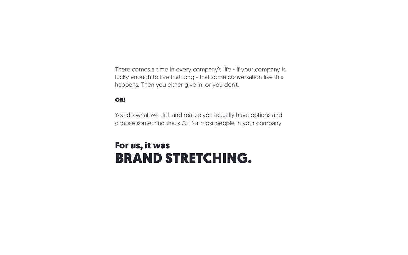 branding  art direction  ILLUSTRATION  rebranding graphic design  copywriting  Case Study brand stretching