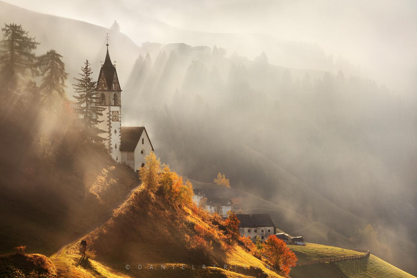 Magic churches - Italy - Dolomites