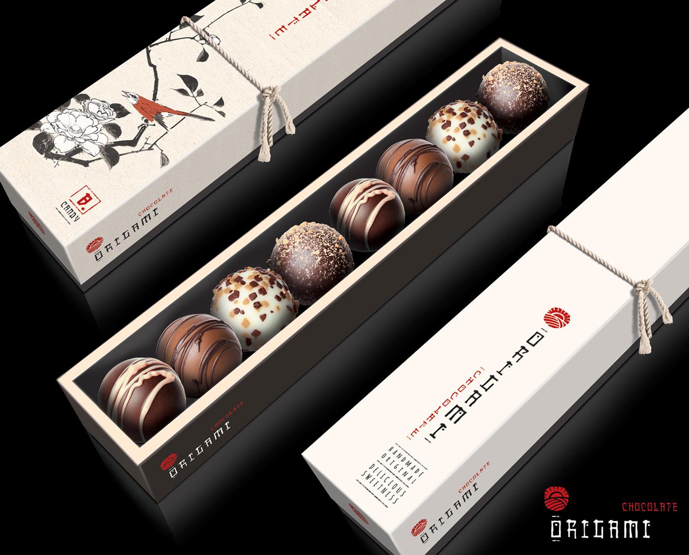高質感的19個糖果包裝設計欣賞
