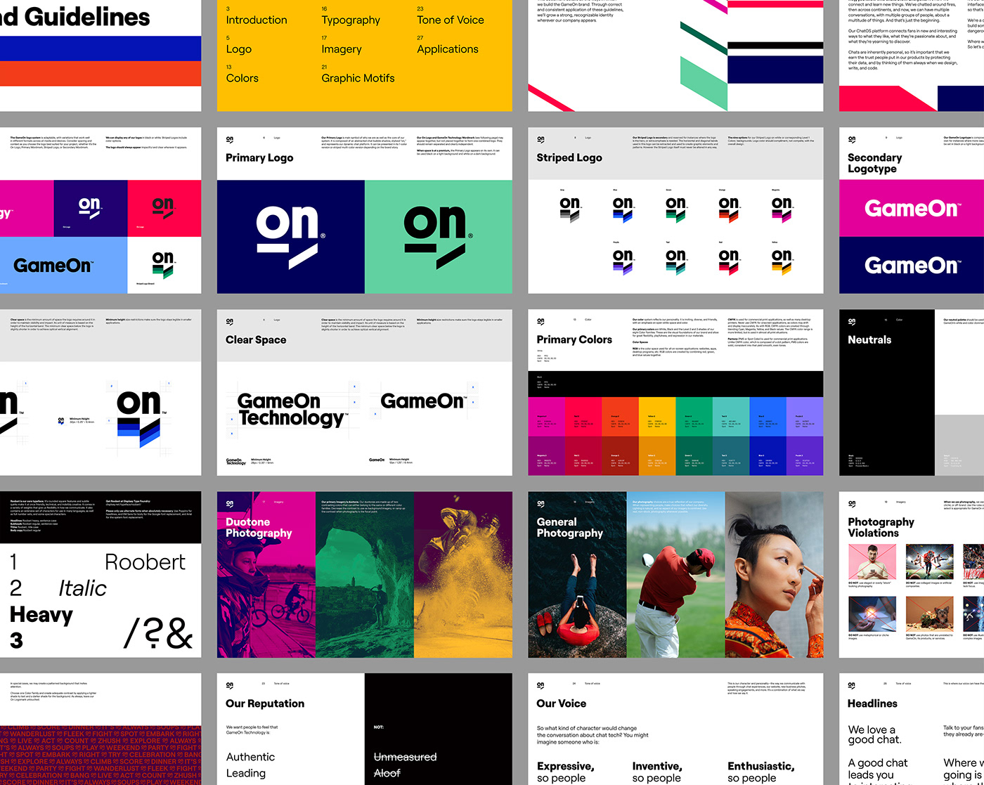 ai brand identity Chat start-up Technology Website Design beauty esports sports Travel