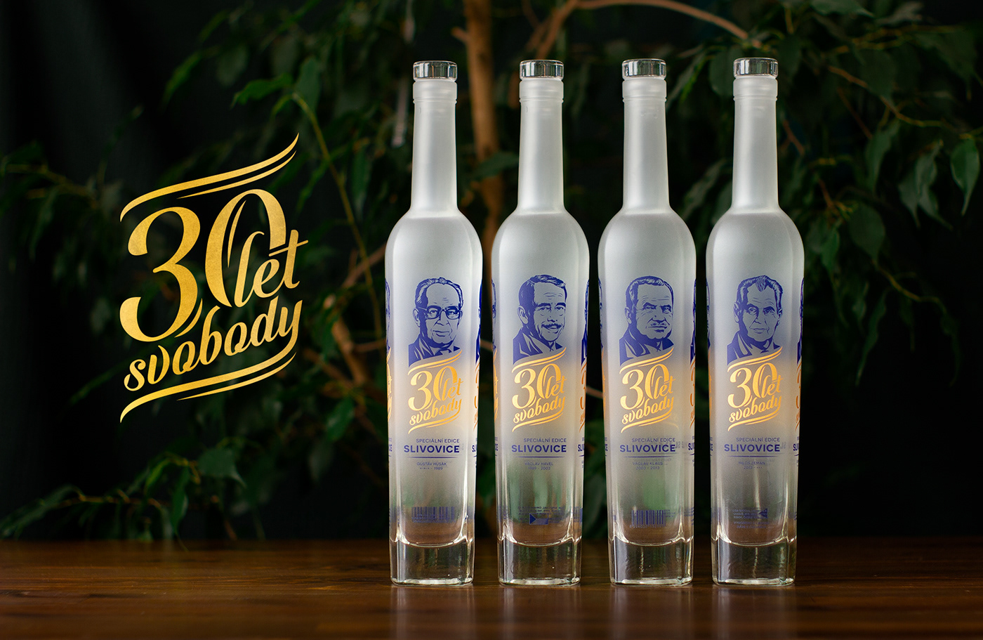 alcohol distillate Czech amoth amoth design lettering label design package design  graphic design  amothstudio