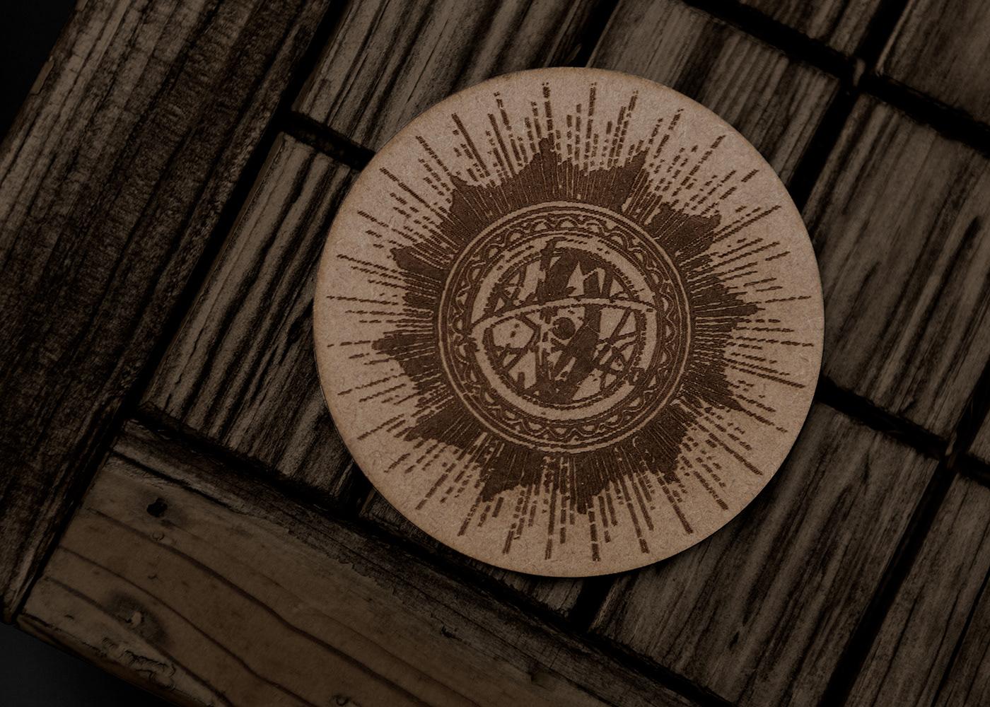 beer cerveza monterrey parametro chihuahua ilustracion identidad Packaging