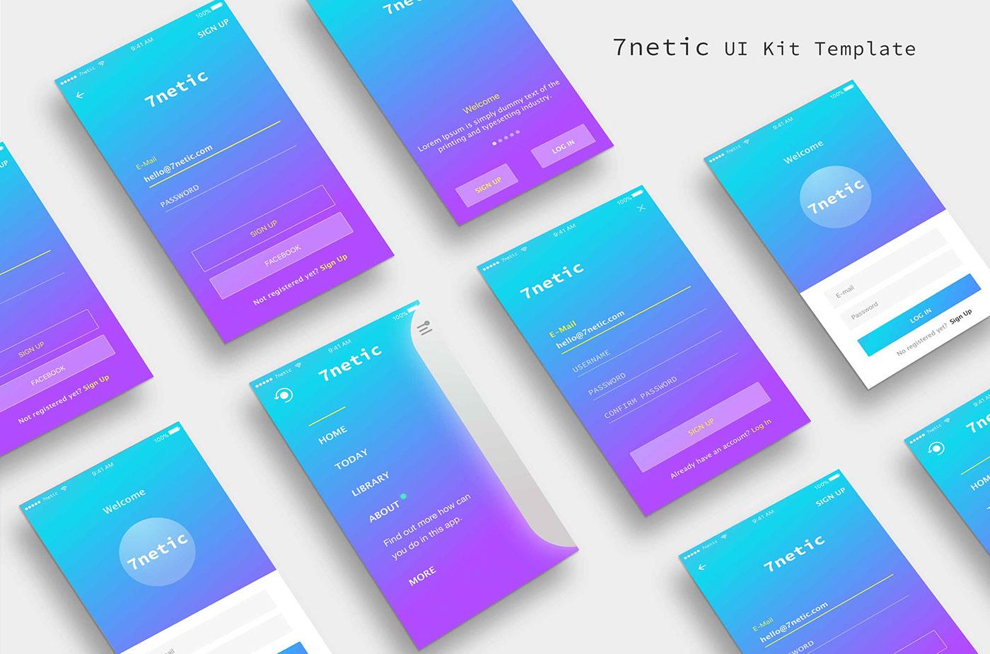 图形设计 用户界面/用户体验 Web 设计
