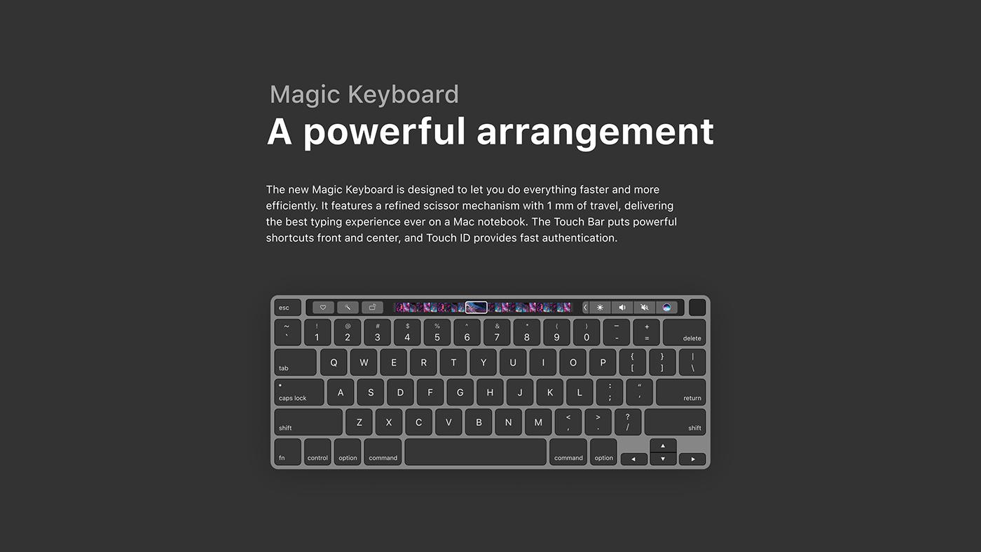 apple iMac macos graphic design  Interaction design  UI/UX Web Design  concept iphone product design
