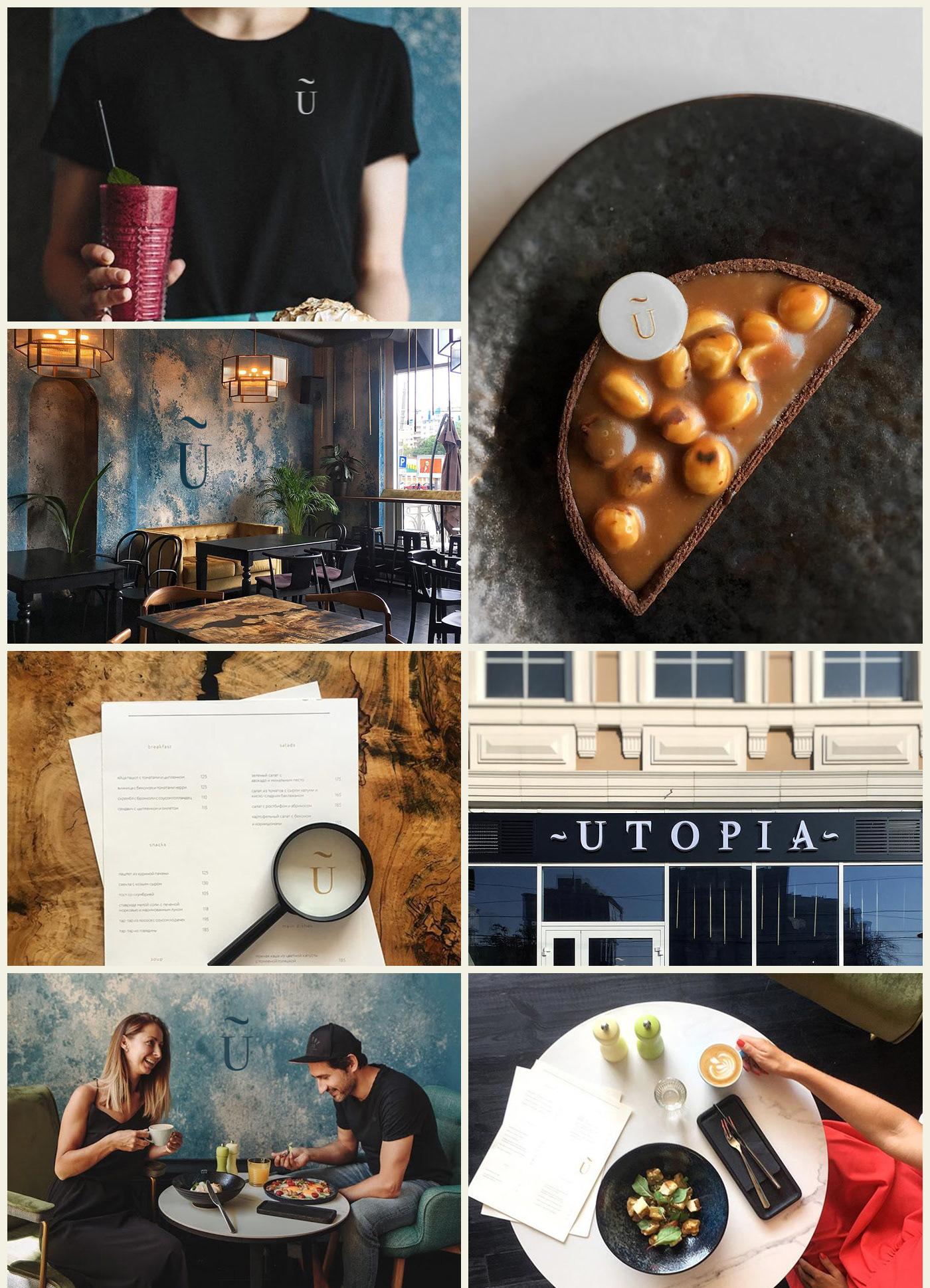 cafe teahouse Coffee creative art pastry restaurant branding  identity logo