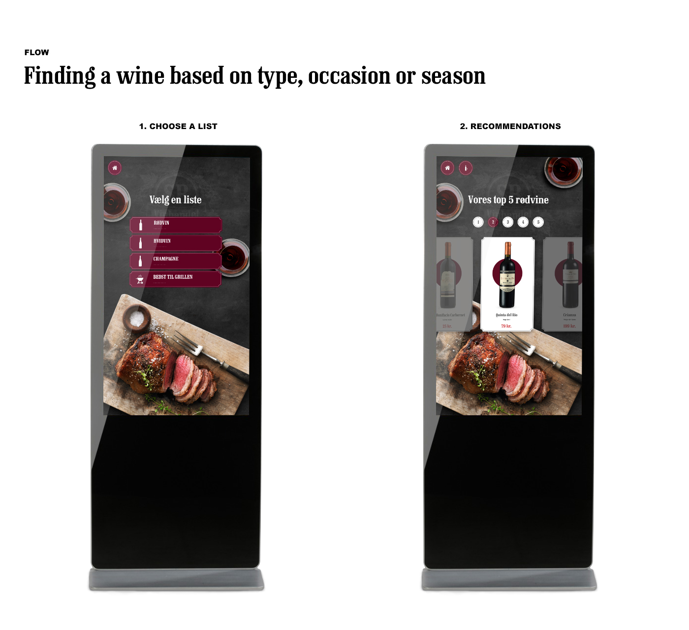 photoshop,in-store,Illustrator,Retail,touchscreen,ux,UI