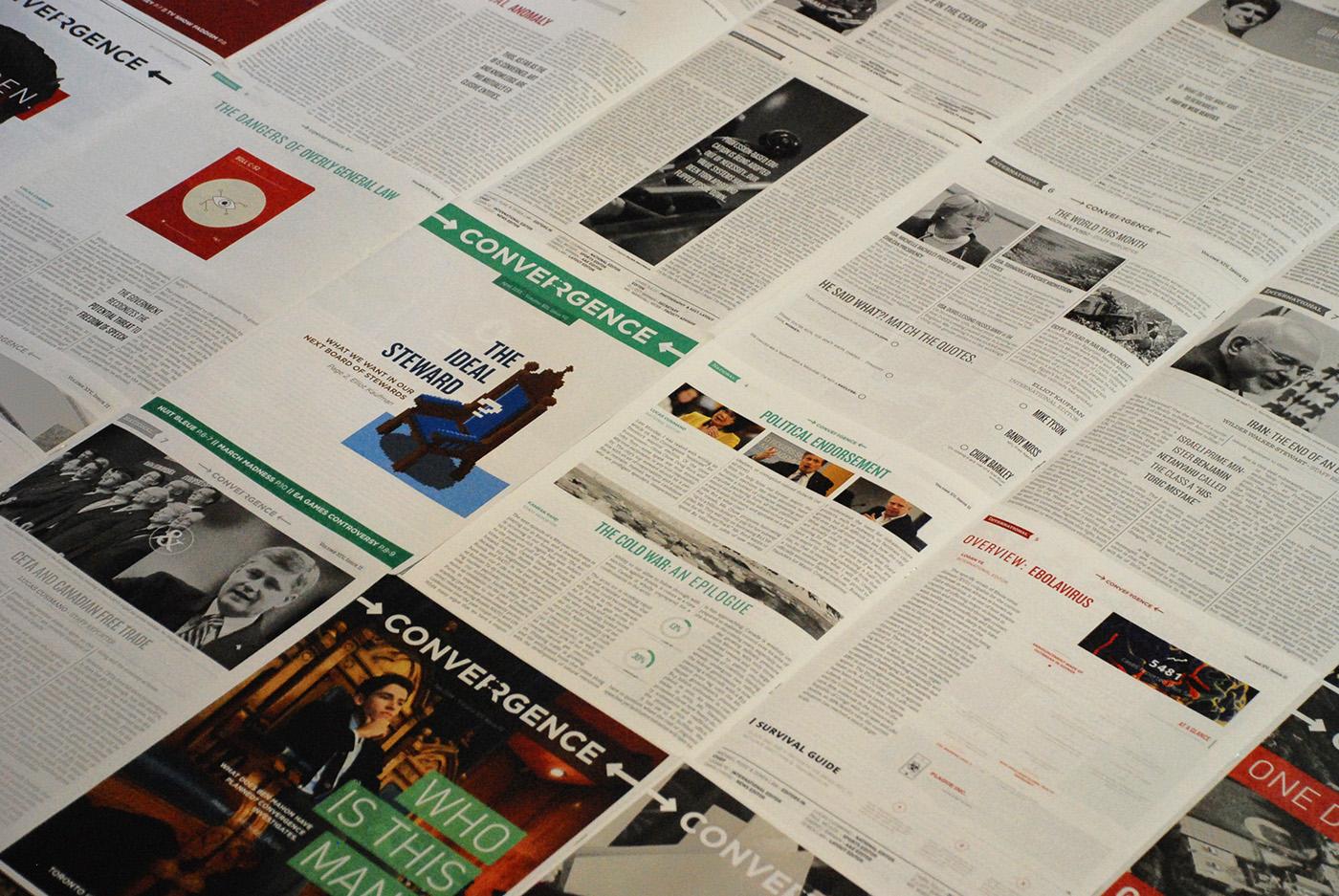 newspaper-design layout
