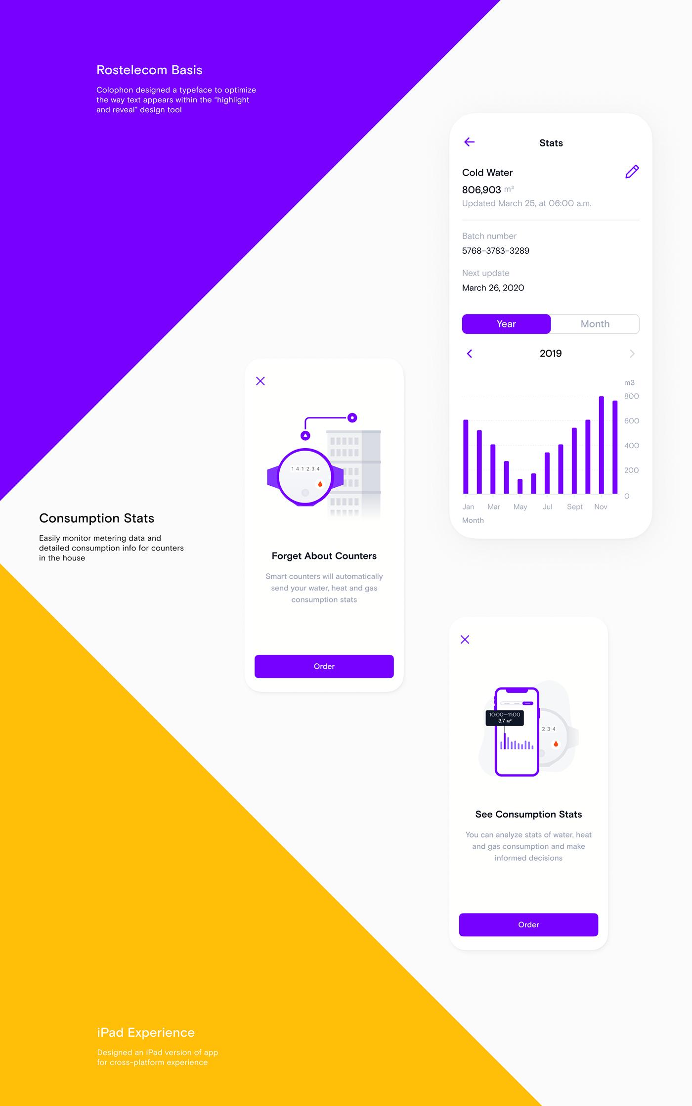 app Icon ILLUSTRATION  Interface mobile Smart Home UI ux
