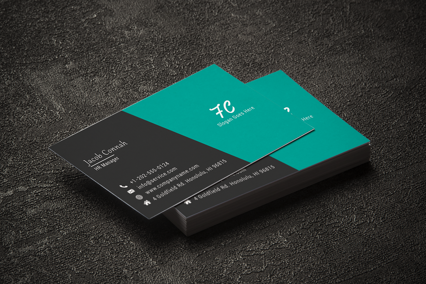 Business card on behance business card design reheart Image collections