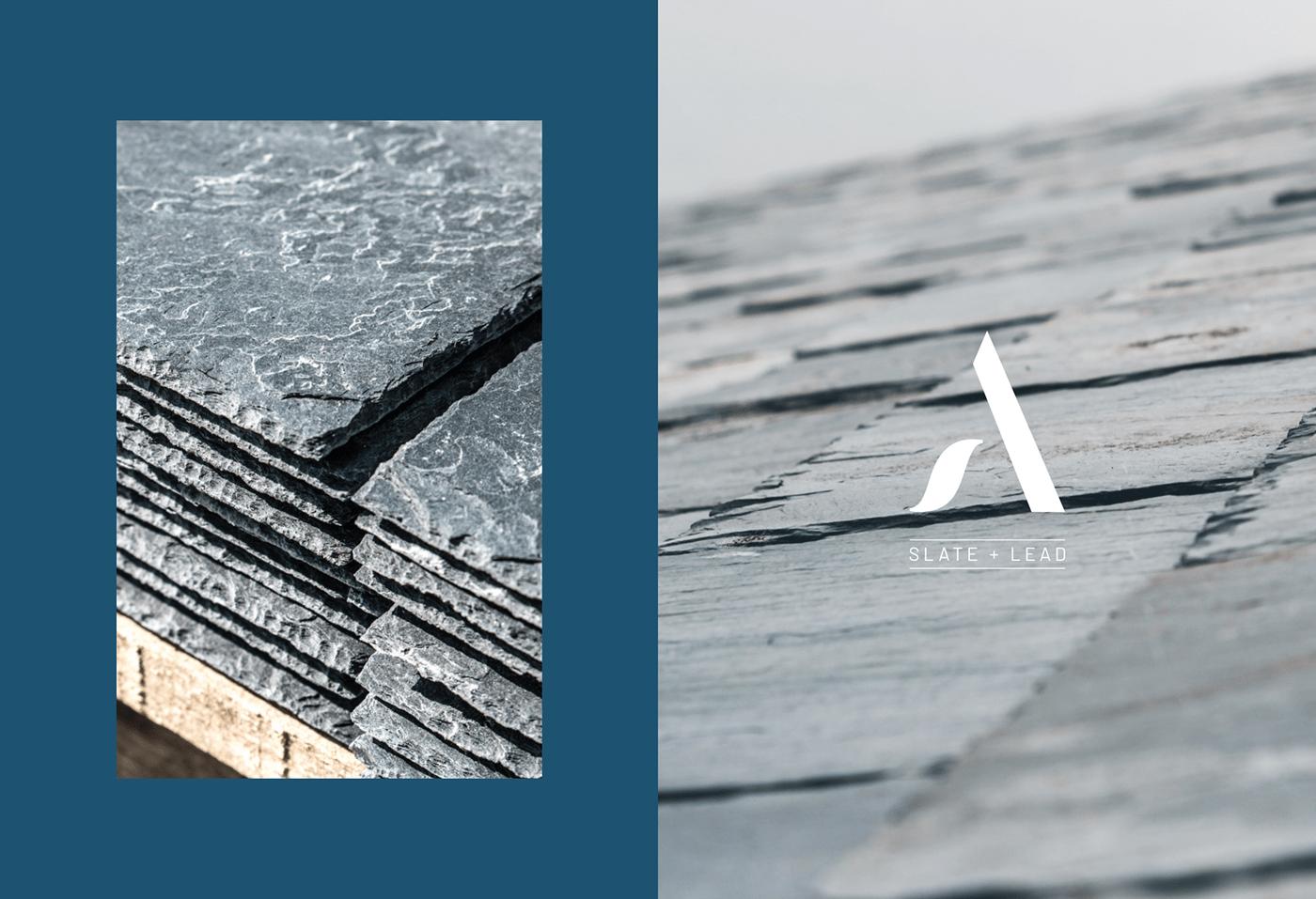 heritage lead Melbourne minimal modern navy blue roofing scottish slate traditional
