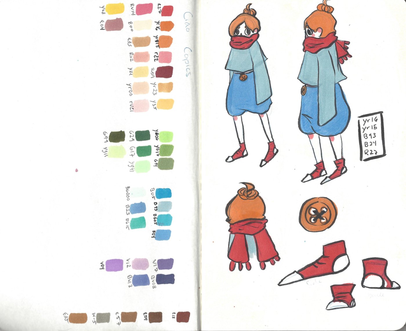 Character Design Courses College : Character design risd on portfolios