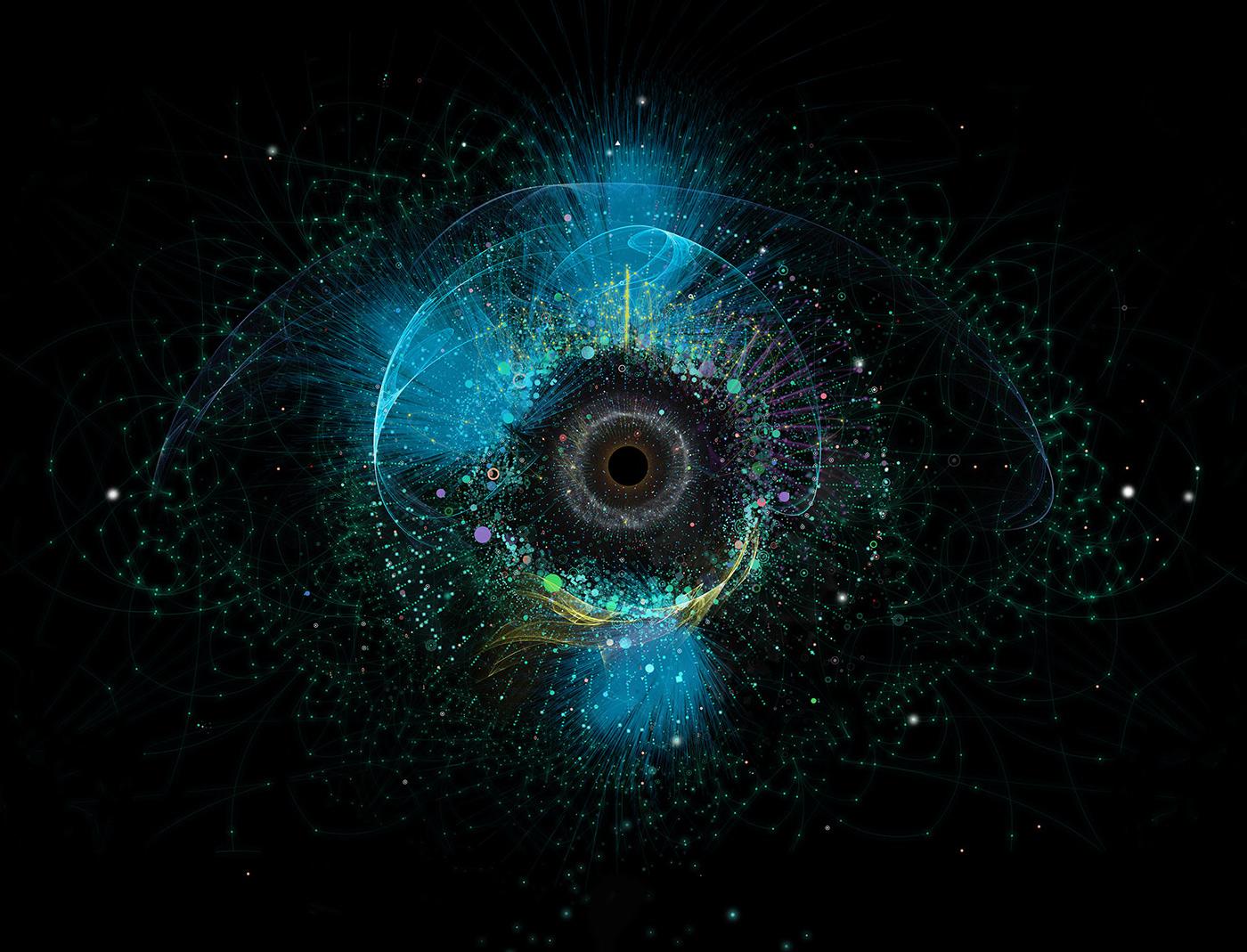 eye manifesto HPE universe see something black computing particle tech