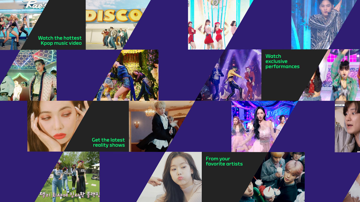 branding  graphic design  k-pop kpop MICA MICA GD MICA GD MFA motion branding motion graphics  Motion Identity