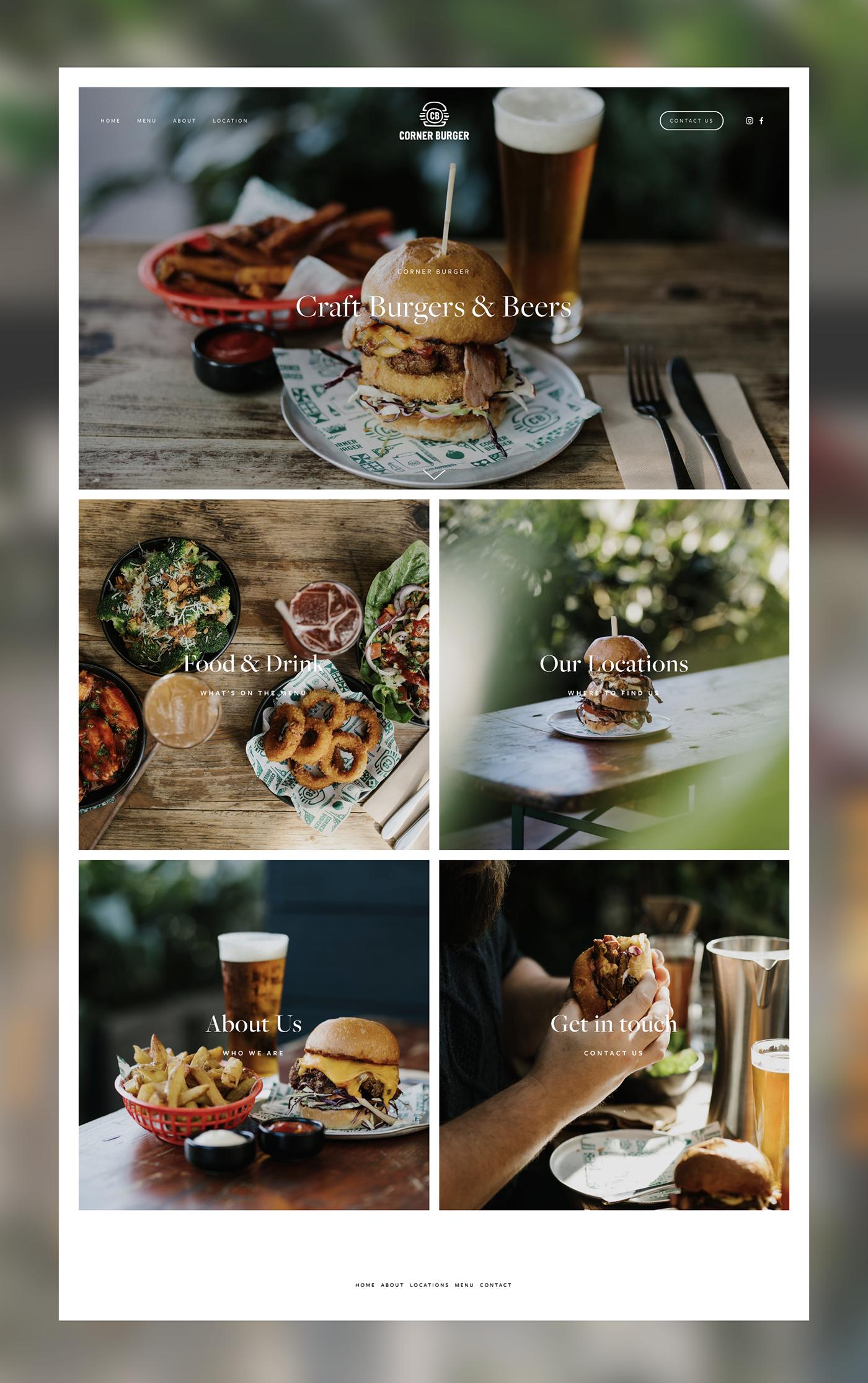 branding ,design,Photography ,food photography,Burgers,beer,Web Design ,art direction ,cafe,Food