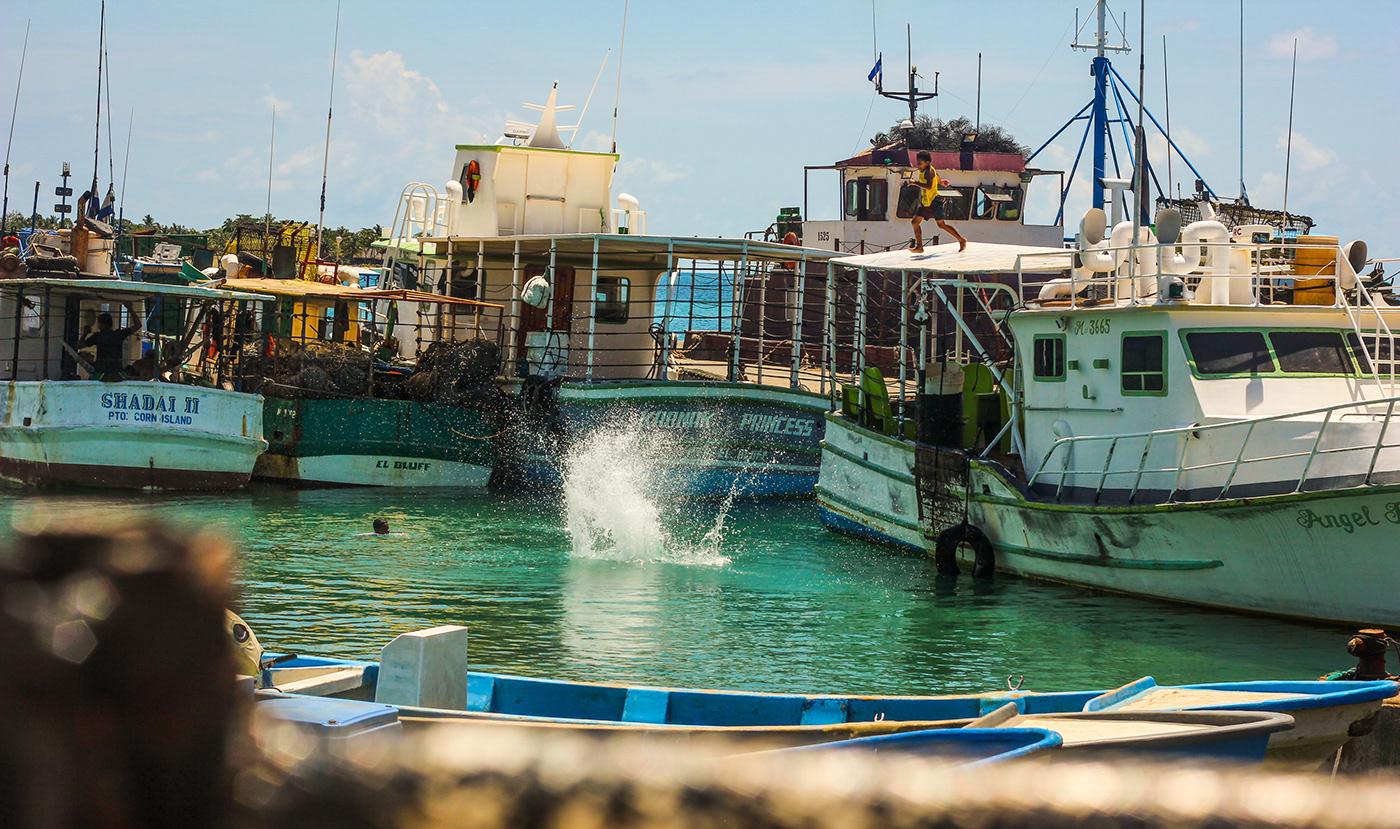 Caribe Corn Island Fotografia Fotografía Documental nicaragua
