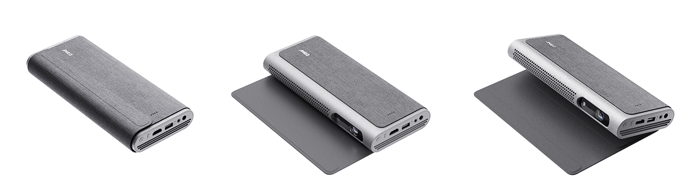 Electronic consumption IoT JMGO portable POWERBANK projctor Smart