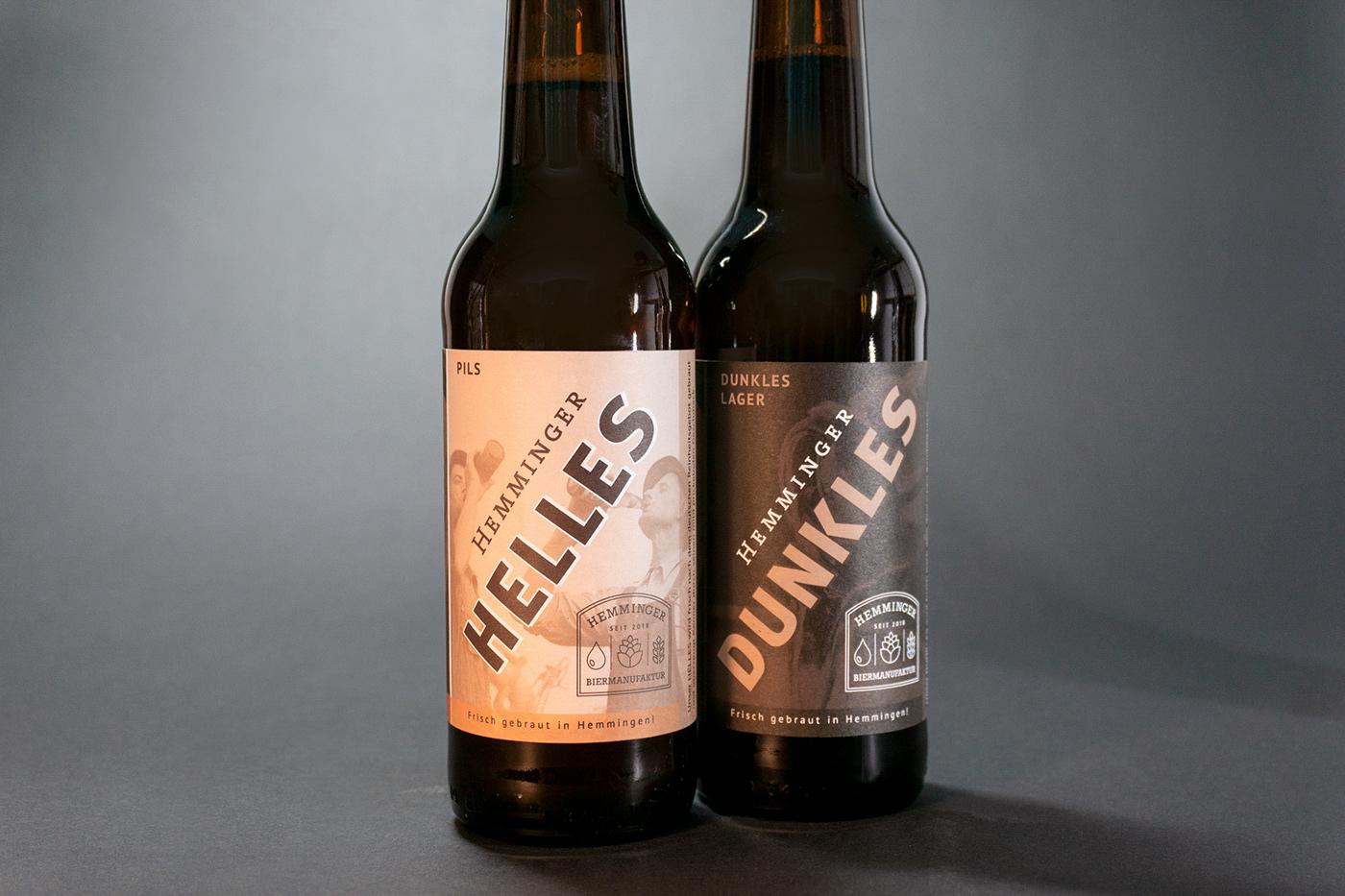 branding  brewery Corporate Design identity Label logo Packaging beer Bier craft beer