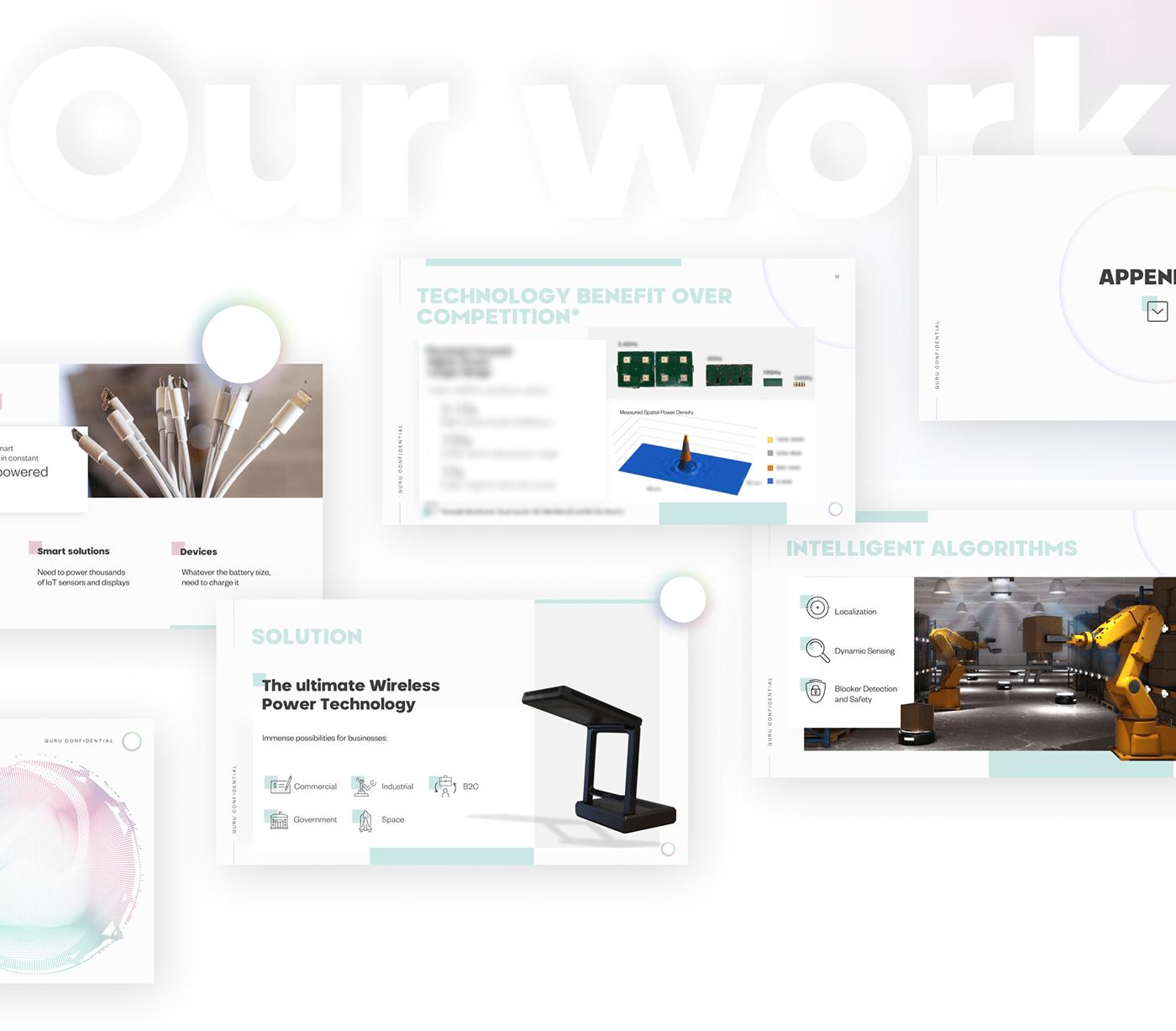 Guru,IT,Keynote,pitch deck,presentation,slides,Startup,wireless