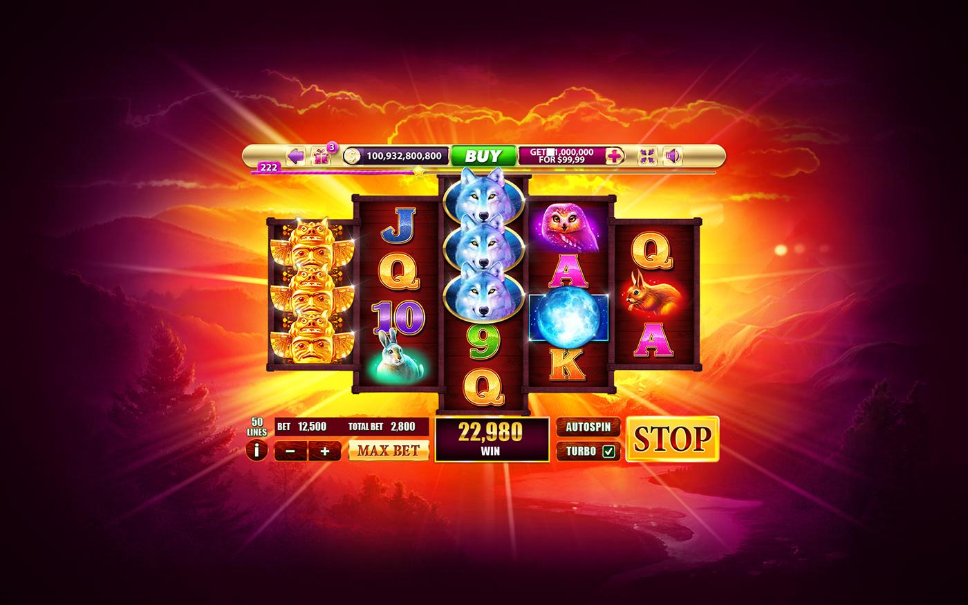 Slot Machine 中文