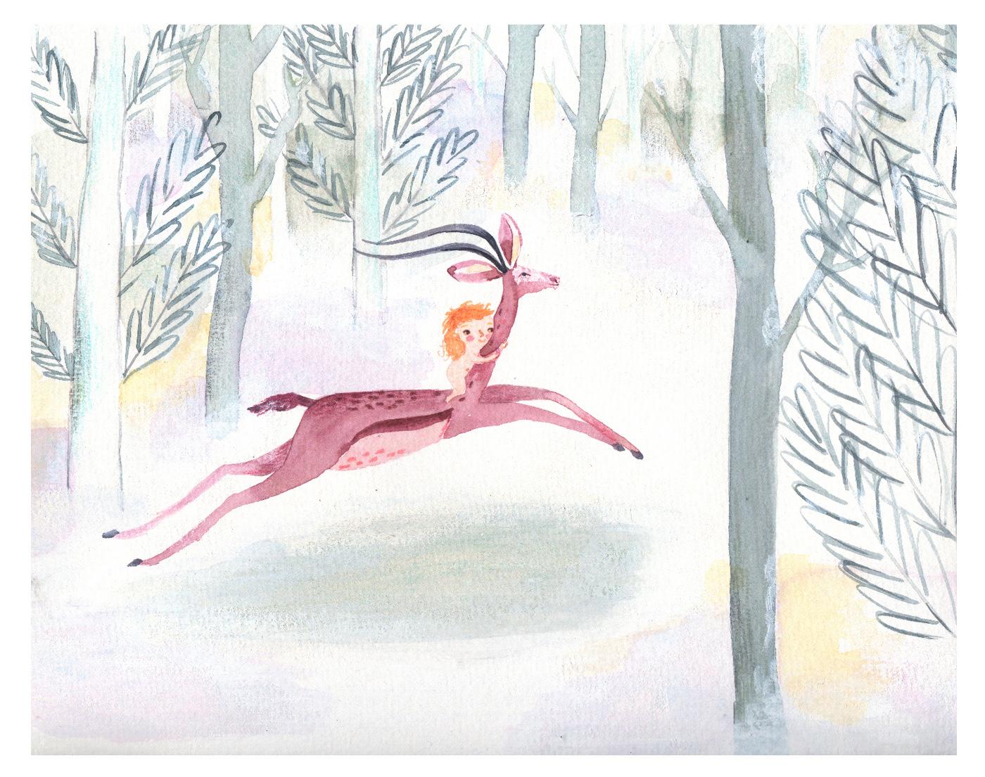 ilustracion dibujo Drawing  ILLUSTRATION  animals animales children´s illustration ilustración infantil
