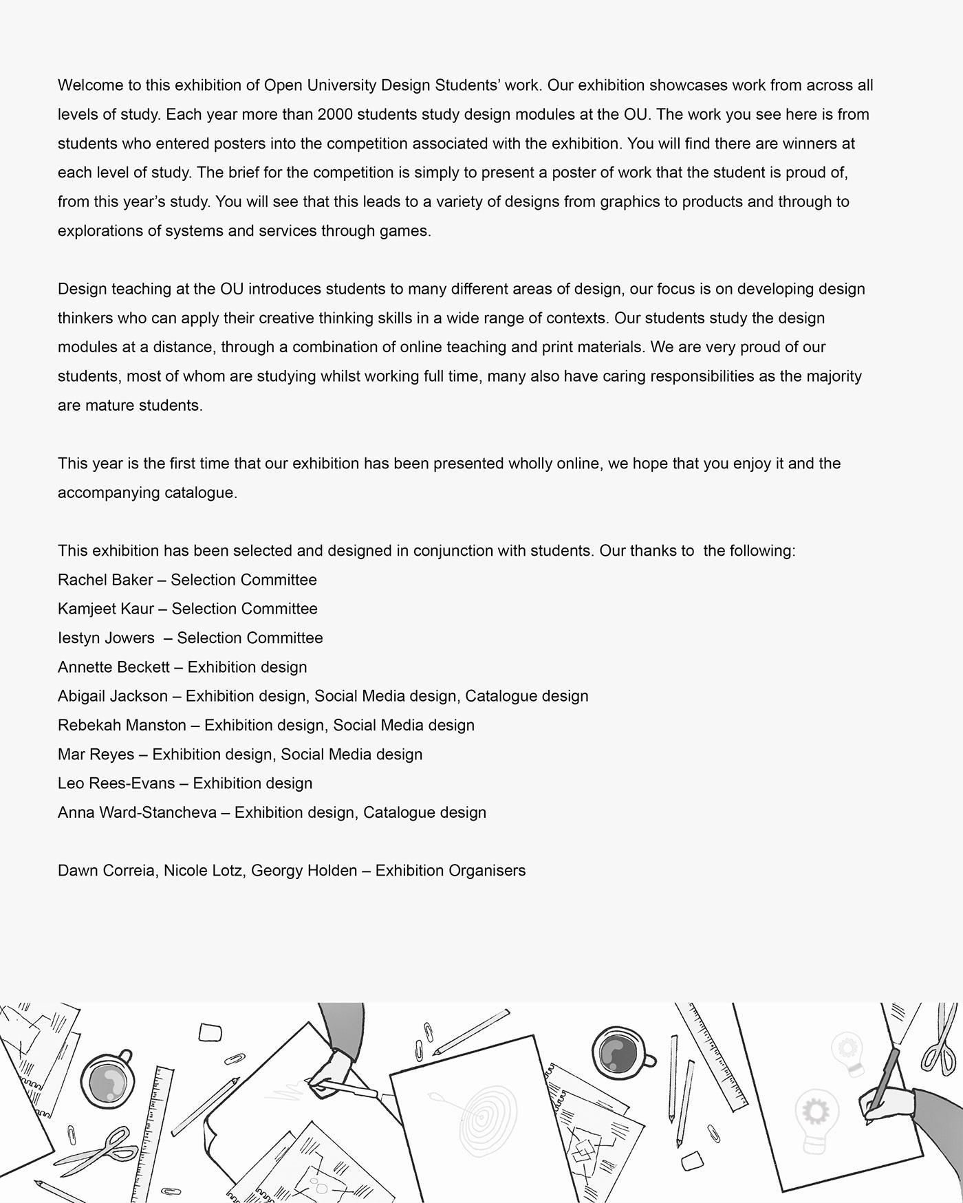 design Open university OU